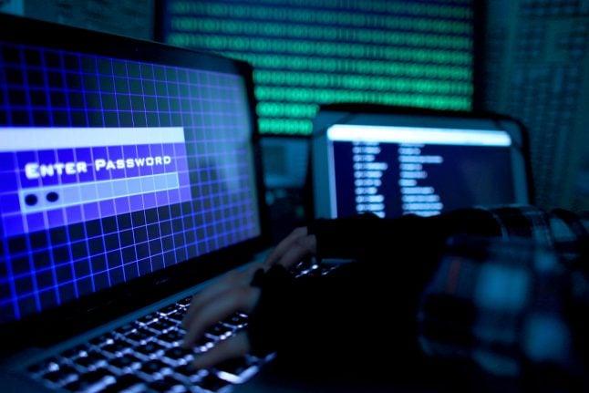 Merkel cites 'hard evidence' she was target of Russian hacking