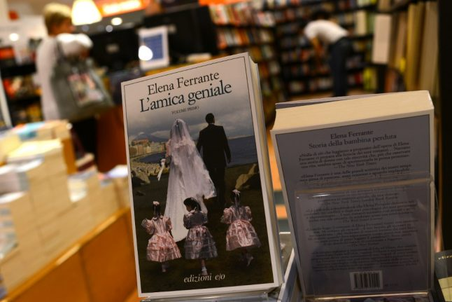 Netflix to adapt latest Elena Ferrante novel – but in what language?