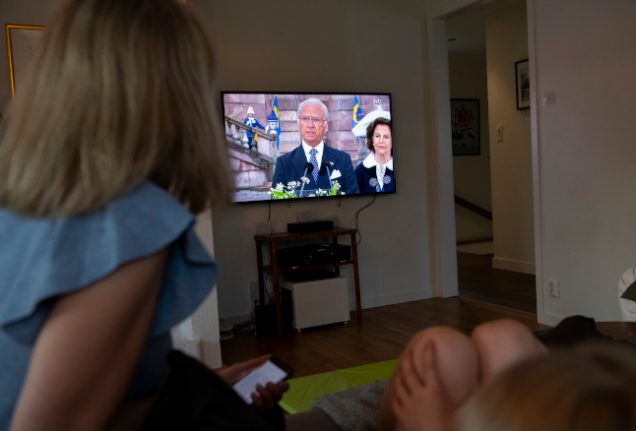 What's happening in Sweden? The news in pictures