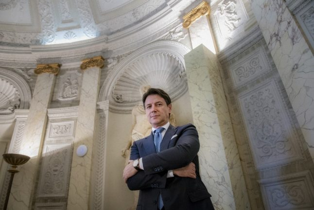 Coronavirus bailout is 'an opportunity to design a better Italy', says PM Giuseppe Conte