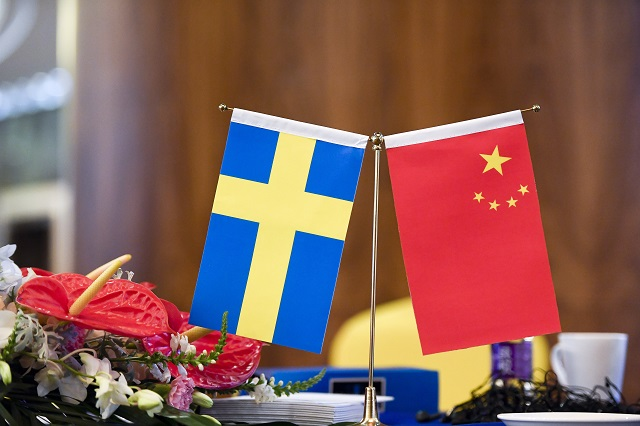Sweden extradites wanted Chinese national to the US