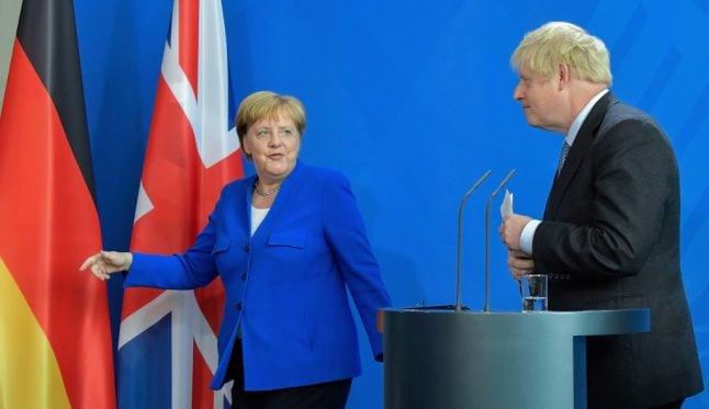 Britain has to accept weaker economic ties with EU post-Brexit: Merkel