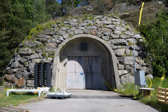 Did you know? Stockholm once had an underground nuclear power station