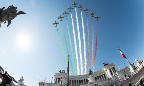 Five things you should know about Italy's Republic Day
