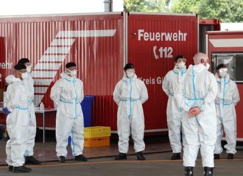 NRW leader raises prospect of 'blanket lockdown' after slaughterhouse virus outbreak