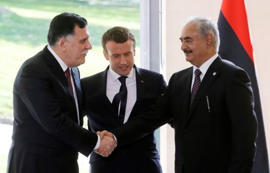 Turkey lambastes France for backing 'illegitimate warlord' in Libya