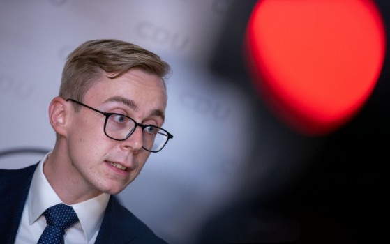 Political prodigy's career hangs in balance after lobbying scandal