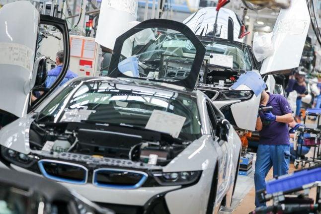 German car giant BMW slated to slash 6,000 jobs this year