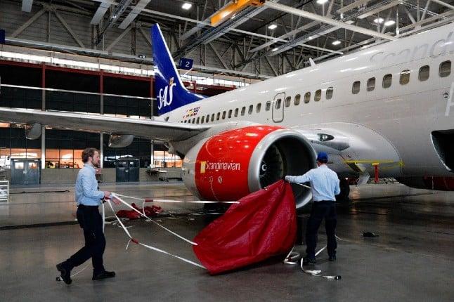 Sweden and Denmark plough billions into SAS rescue