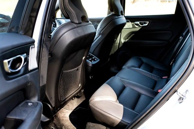Volvo recalls more than 2 million cars over seat belt concerns