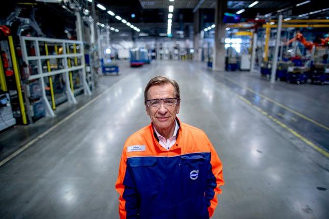 Why Volvo remains optimistic despite huge losses