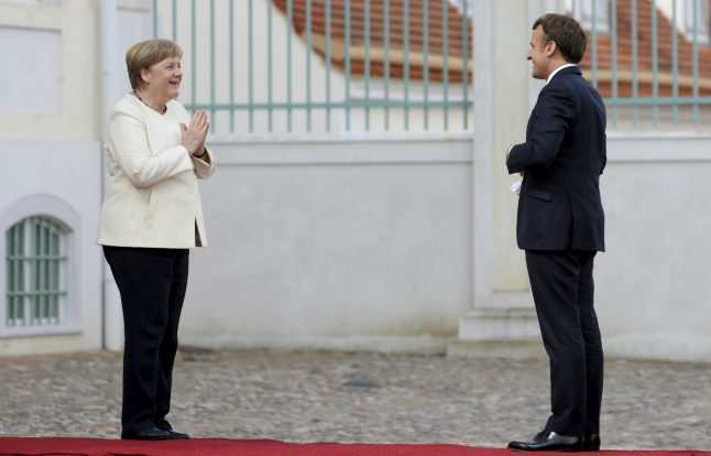 Merkel's legacy at stake as Germany takes EU reins