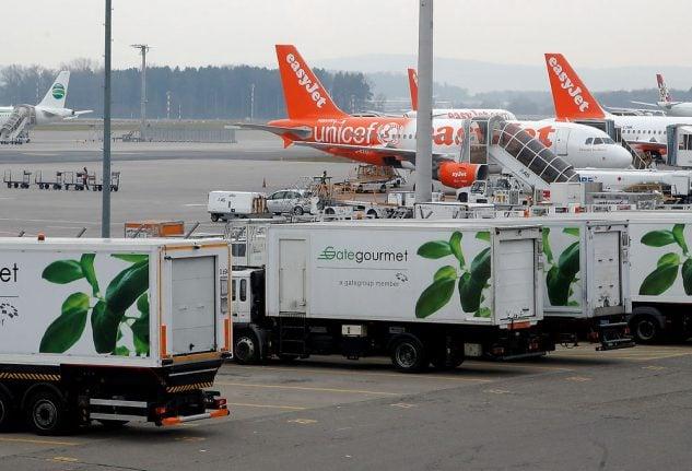 Copenhagen Airport catering firm announces job losses