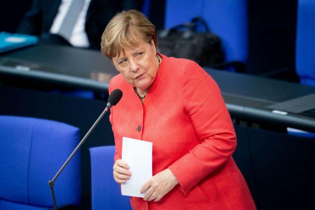 'Serious times': Merkel kicks off EU presidency with Brexit warning