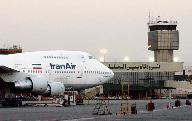 Swedes held in Iran over alleged drug trafficking