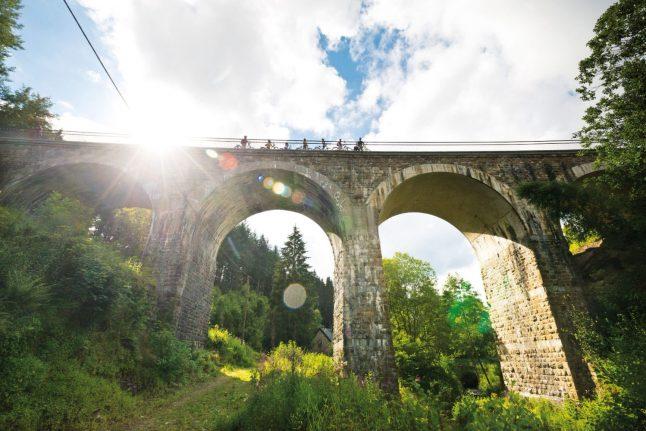 Vennbahn: How a historic German train line became a popular cycling path