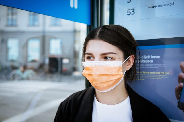 Swedish university tells staff and students to wear face masks if distancing can't be maintained