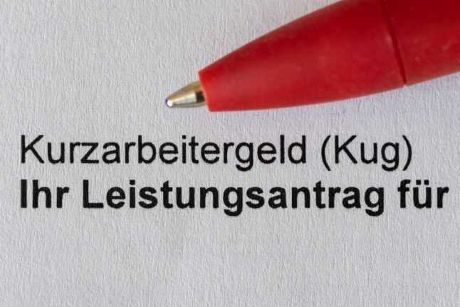 Jobs: Germany poised to extend Kurzarbeit scheme