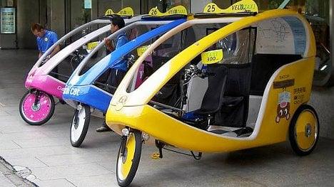 Bergen's 'bullet rickshaws' ready to taxi