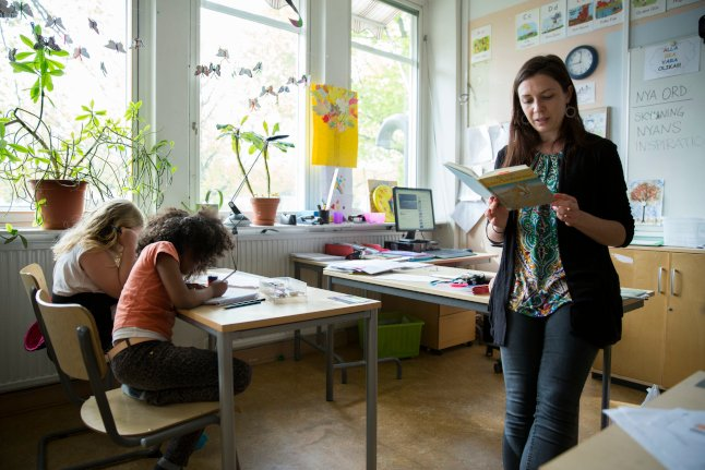 What to expect when your child starts school in Sweden