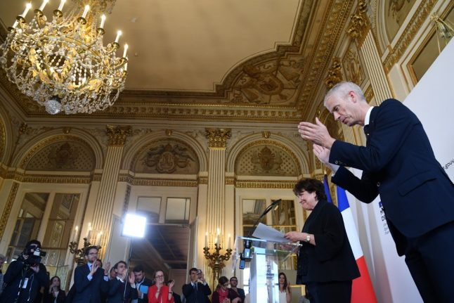 France's trade minister invites foreign workers to come and help 'relaunch economy'