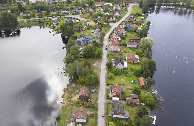 How has the coronavirus changed the Swedish housing market?