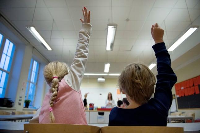 Sweden's new guidelines for children and coronavirus testing