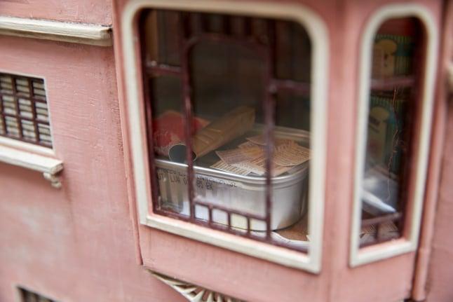 WATCH: Step inside Sweden's mini street art world for mice