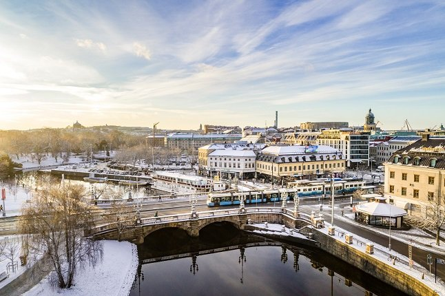 How Americans can move to Sweden