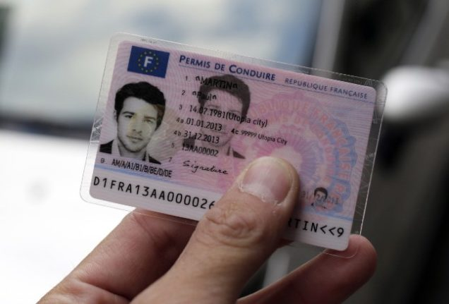 British citizens in France now told they WILL need to exchange driving licences