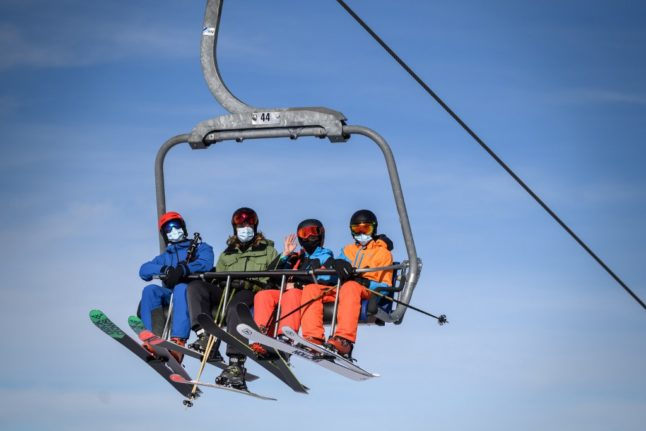 Covid-19: Is it safe to ski in the Swiss Alps this season?