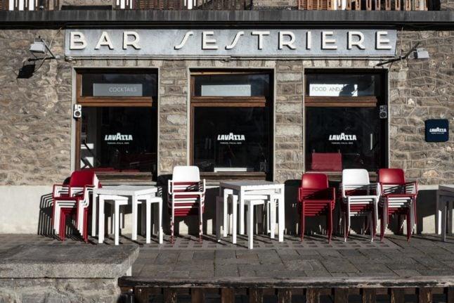 'Huge economic damage': Italian ski resorts fear closure until mid-January