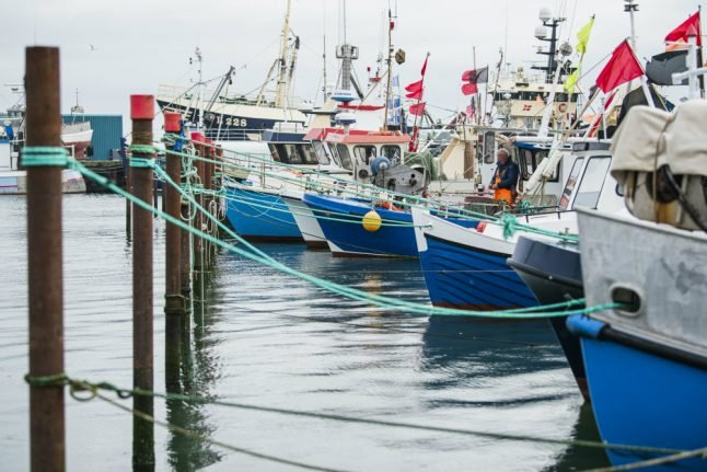 Why Danish fishermen are pinning hopes on Brexit deal