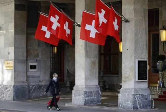 Switzerland's economy and job market face gloomy outlook, new figures show