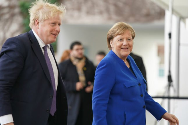 Brexit: Germany passes law to guarantee rights of British residents