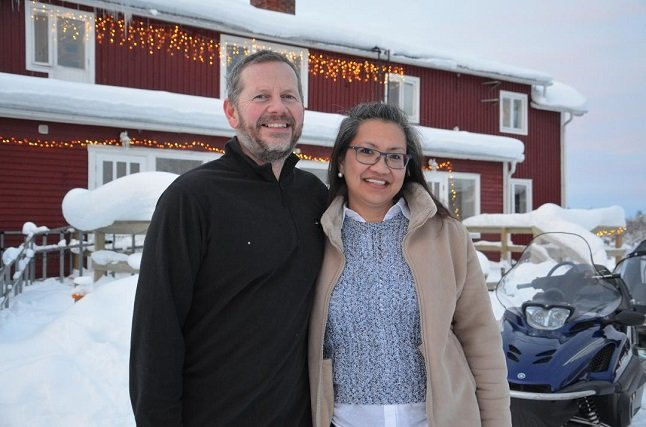 My Swedish Career: 'We wanted to make Lapland accessible to those with disabilities'