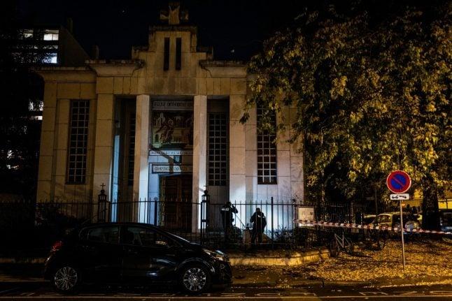 Greek orthodox priest shot in Lyon victim of jealous husband