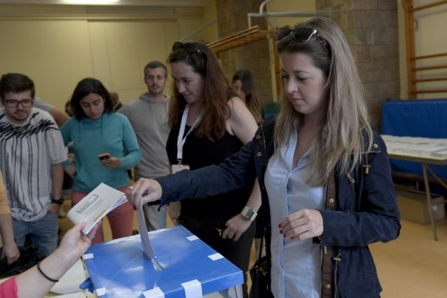 BREXIT: Spain enshrines in law voting rights for UK residents in local elections