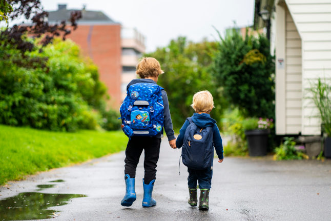 Children told to stay home from school if family member has Covid-19