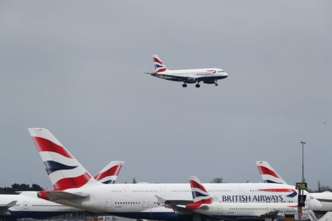 How Brits in the UK can get back to Germany in the New Year