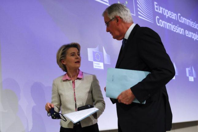 EU and UK reach a trade deal
