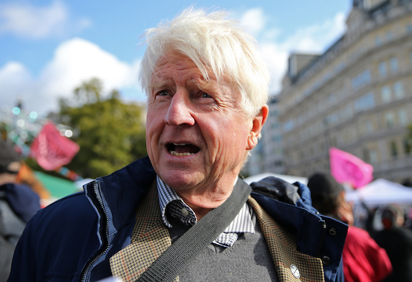 British Prime Minister Boris Johnson's father seeks French citizenship