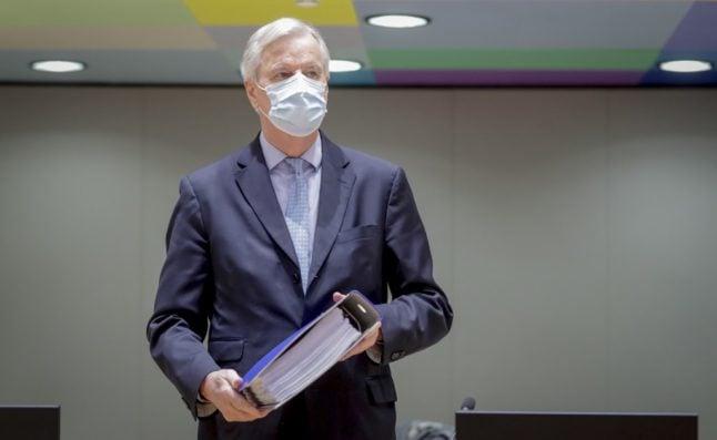 Brexit negotiator Barnier plans return to French politics