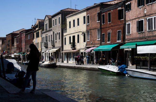 Venice praises UN listing for pandemic-hit glass bead makers
