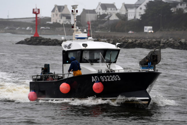 Brexit fog blurs horizon for anxious Breton fishermen