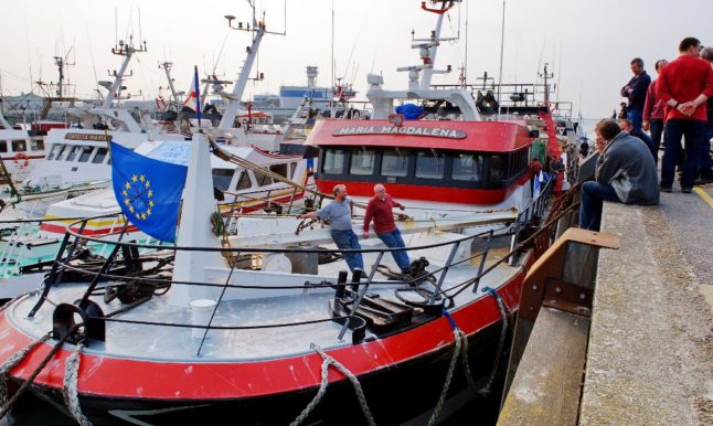 'It's not a death knell': French fishermen voice relief at Brexit deal