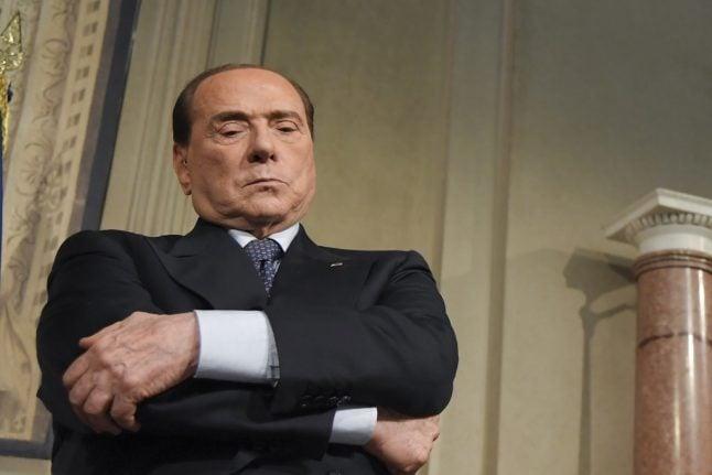 'Ending in the worst way': Italian ex-PM Berlusconi condemns Trump over US Capitol attack