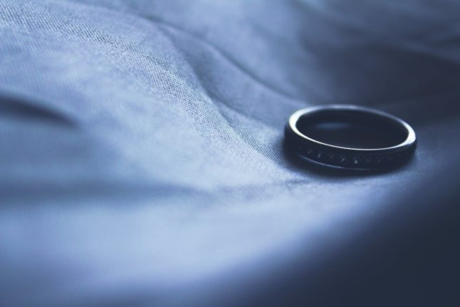 Italy records fewer weddings and more divorces during pandemic