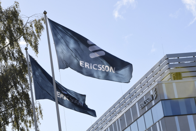 Ericsson announces profit boost in wake of 5G rollout