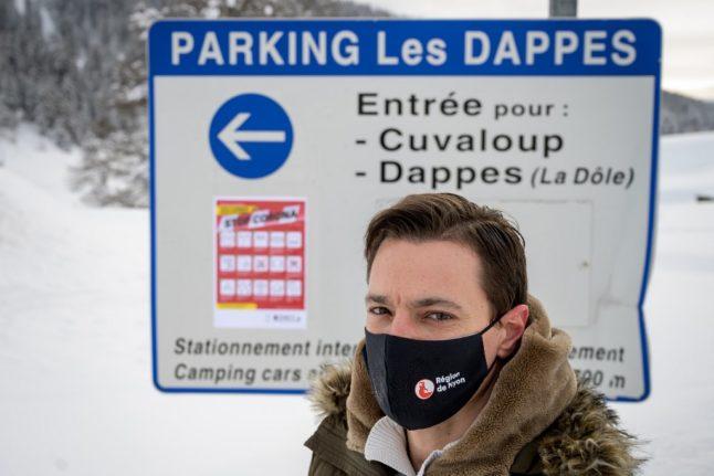 Franco-Swiss cold war breaks out over ski border car park